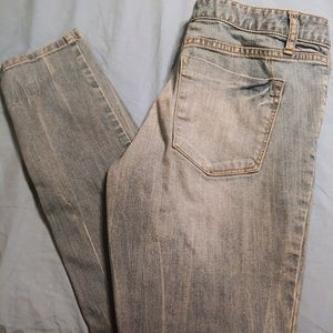 Mossimo ankle skinny size 8 fit 3
